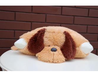 """М'яка іграшка """"Песик-подушка"""""""