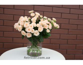 Троянда-спрей в асортименті